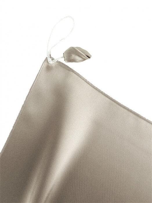 Шёлковое полотенце для лица