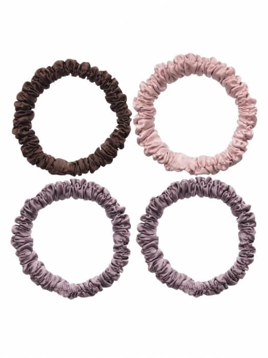 Шёлковые резинки для волос SILK TAIL
