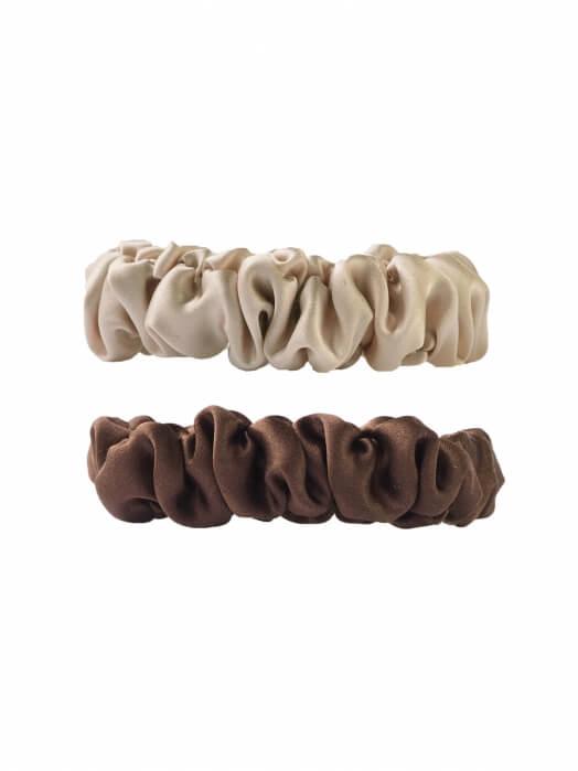 Шёлковые резинки для волос PONY TAIL